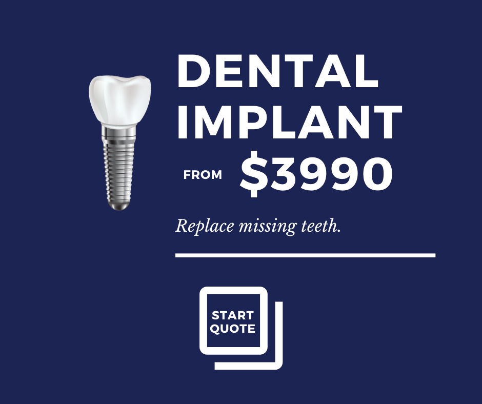 Copy of DENTAL IMPLANT quote