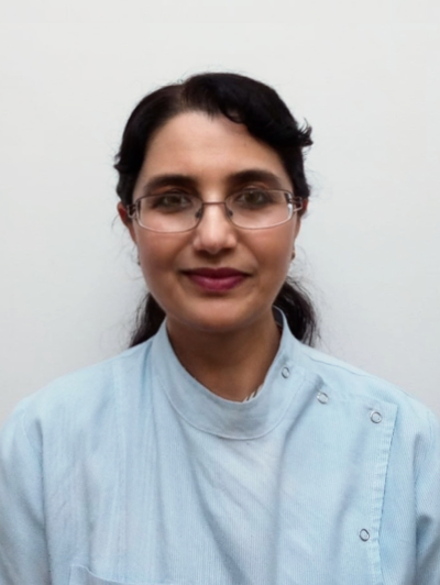 Dr Shireen Hamid